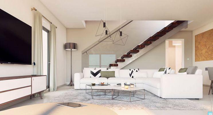 Résidence « Le Bao » programme immobilier neuf en Loi Pinel à Marseille n°4