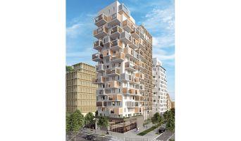 Photo du Résidence « Le Marsiho » programme immobilier neuf en Loi Pinel à Marseille