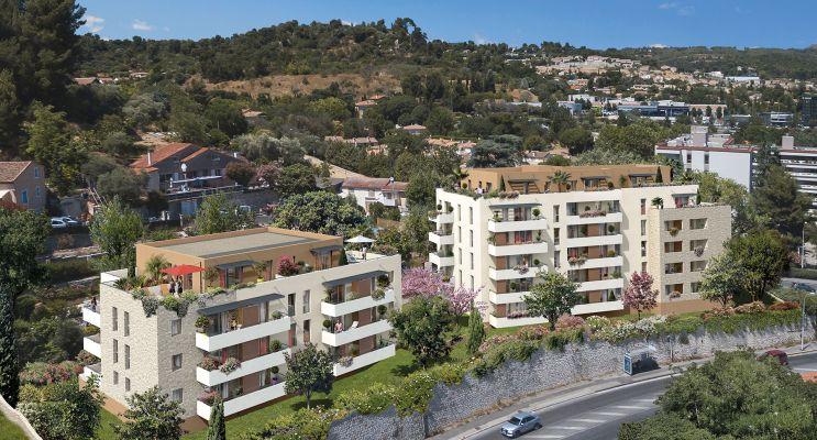 Résidence « Les Collines De Loubets » programme immobilier neuf en Loi Pinel à Marseille n°2