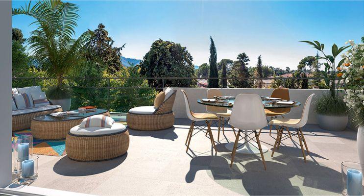 Résidence « Les Collines De Loubets » programme immobilier neuf en Loi Pinel à Marseille n°3