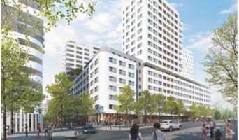 Photo n°1 du Résidence « Les Docks Libres 2 » programme immobilier neuf en Loi Pinel à Marseille