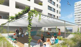 Photo n°4 du Résidence « Les Docks Libres 2 » programme immobilier neuf en Loi Pinel à Marseille