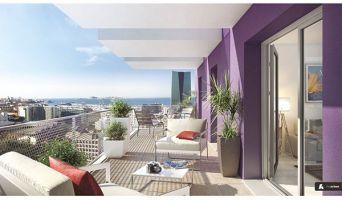 Photo n°5 du Résidence « Les Docks Libres 2 » programme immobilier neuf en Loi Pinel à Marseille