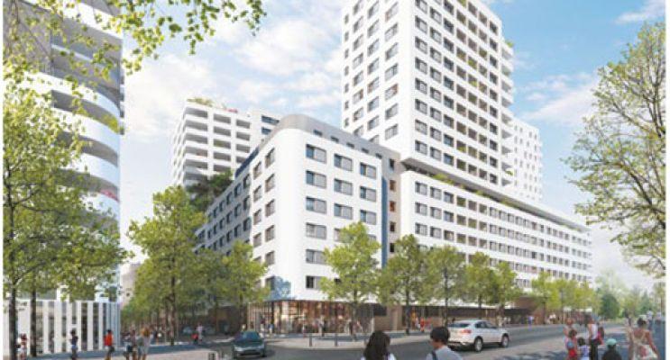 Photo du Résidence « Les Docks Libres 2 » programme immobilier neuf en Loi Pinel à Marseille