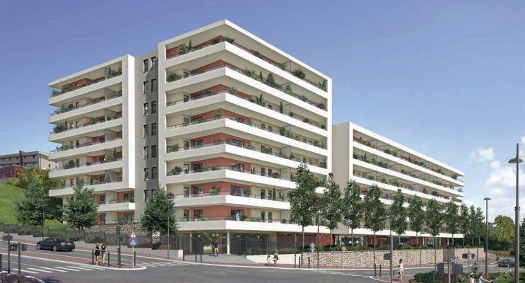 Photo du Résidence «  n°214669 » programme immobilier neuf en Loi Pinel à Marseille