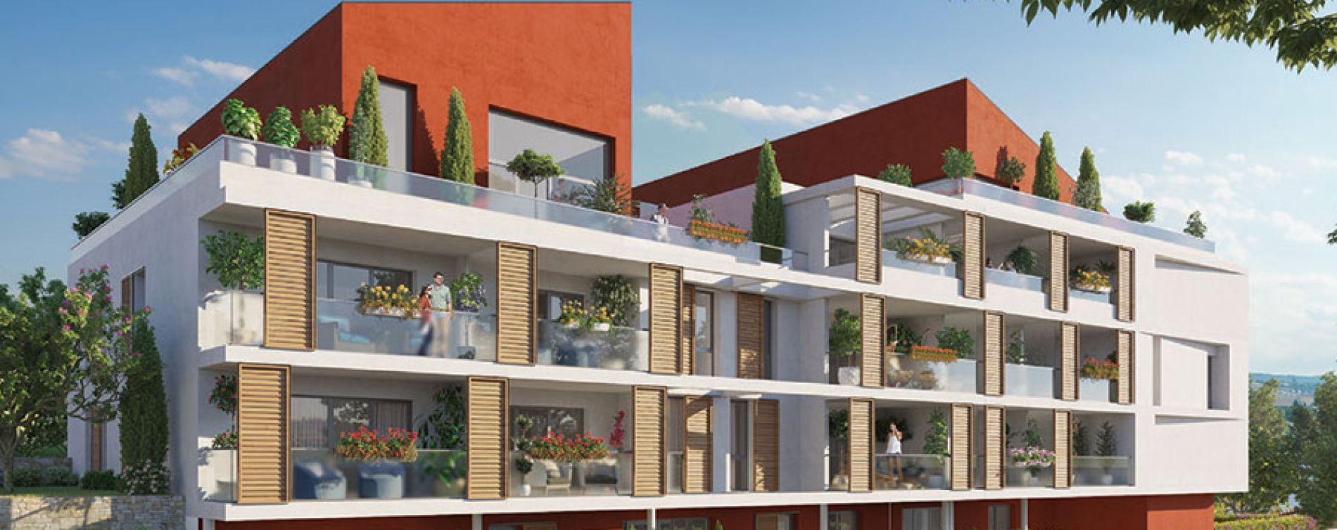 Résidence Les Jardins d'Alba à Marseille
