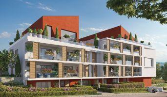 Photo du Résidence « Les Jardins d'Alba » programme immobilier neuf en Loi Pinel à Marseille