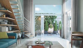 Photo n°2 du Résidence neuf « Les Jardins D'Alba »