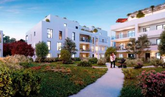 Marseille programme immobilier neuve « Les Jardins des Accates » en Loi Pinel  (3)