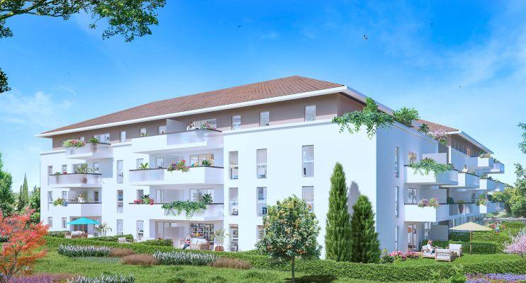 Photo du Résidence « Les Jardins Gombert » programme immobilier neuf en Loi Pinel à Marseille