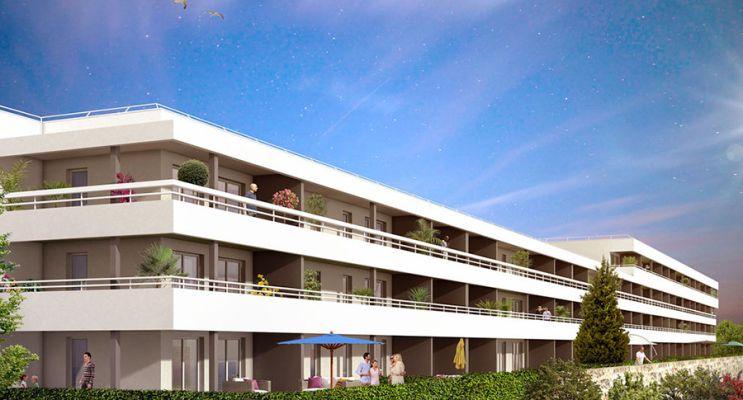 Photo du Résidence « Ligne Bleue » programme immobilier neuf en Loi Pinel à Marseille