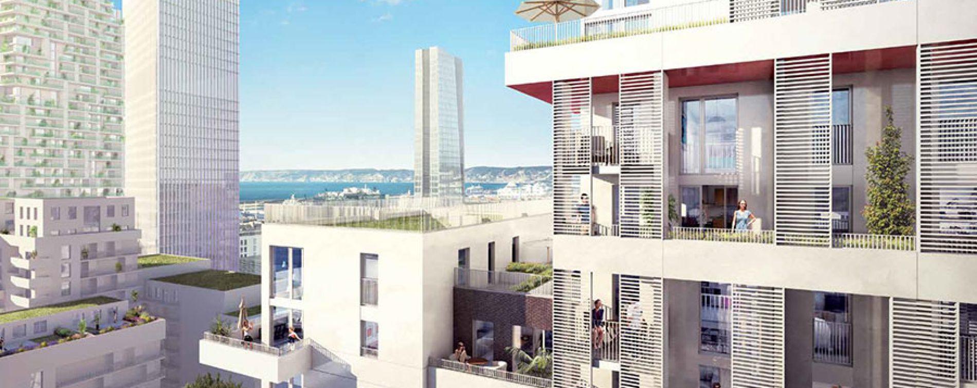 Résidence M-IM à Marseille