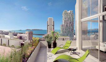 Photo du Résidence « M-IM » programme immobilier neuf à Marseille