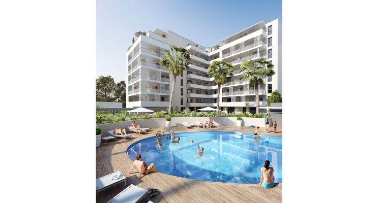 Photo du Résidence « Mée Vues » programme immobilier neuf en Loi Pinel à Marseille