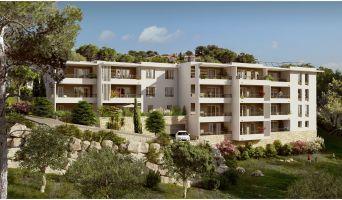Marseille programme immobilier neuf « My 12ème » en Loi Pinel