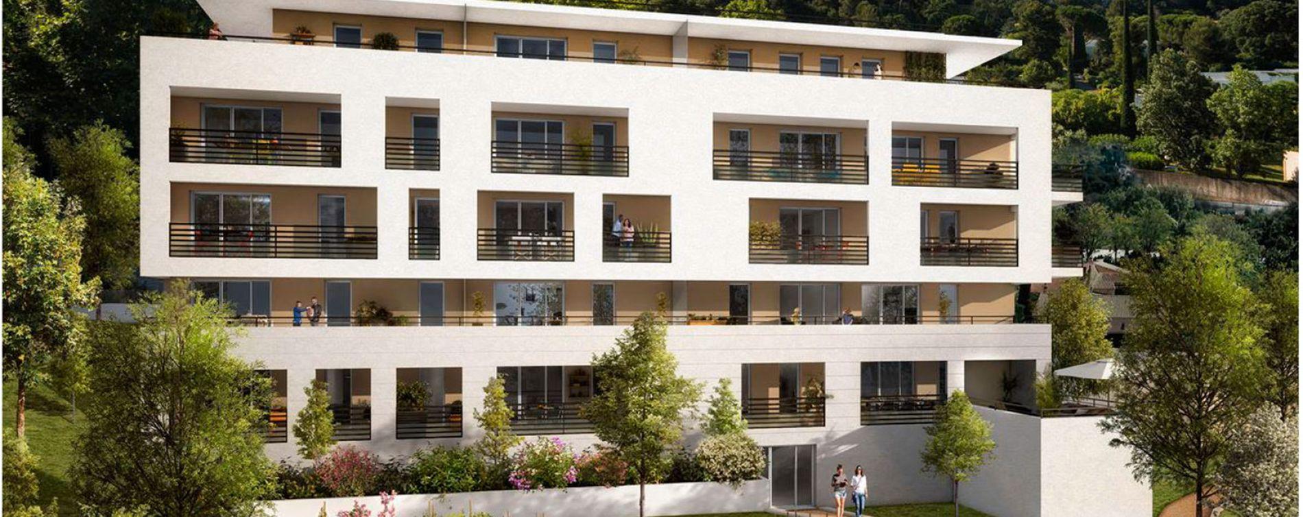 Marseille : programme immobilier neuve « Opéra Nature »