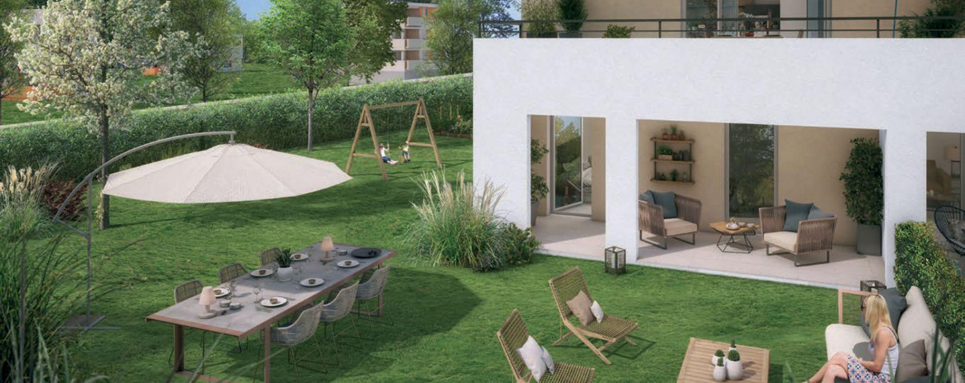Marseille : programme immobilier neuve « Opéra Nature » (3)