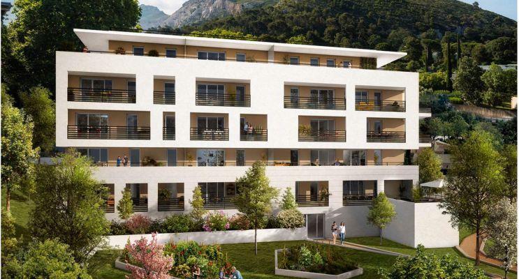 Photo du Résidence « Opéra Nature » programme immobilier neuf en Loi Pinel à Marseille