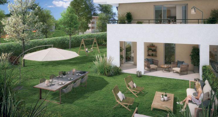 Photo n°3 du Résidence « Opéra Nature » programme immobilier neuf en Loi Pinel à Marseille