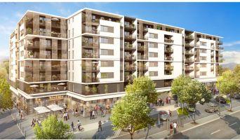 Photo du Résidence « Osmoz 2 » programme immobilier neuf en Loi Pinel à Marseille