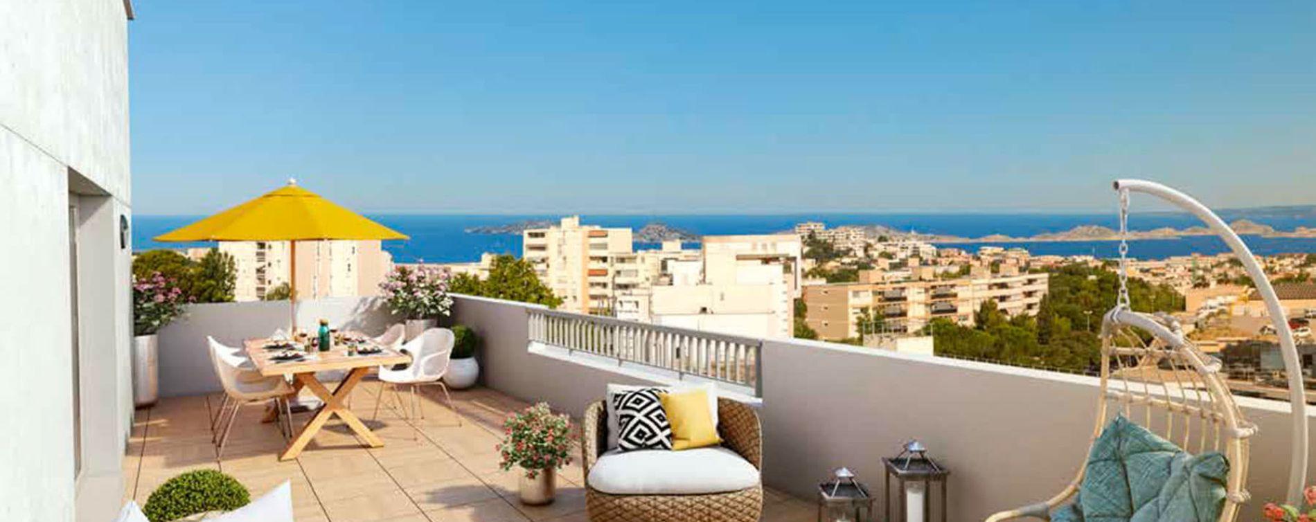 Résidence Panoramik à Marseille