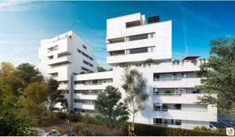 Photo n°2 du Résidence « Panoramik » programme immobilier neuf en Loi Pinel à Marseille