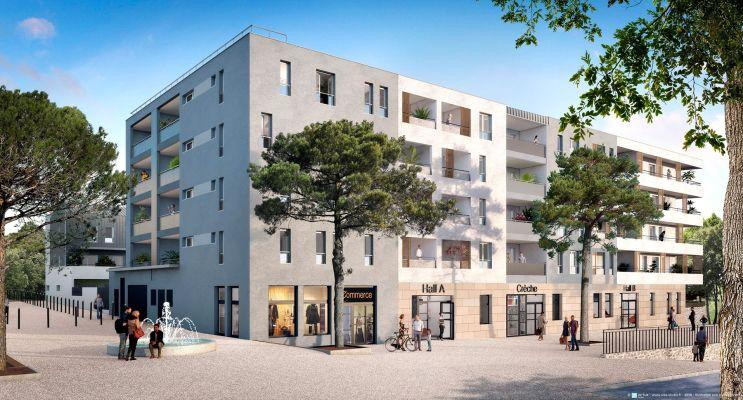Résidence « Perspective(S) » programme immobilier neuf en Loi Pinel à Marseille n°1