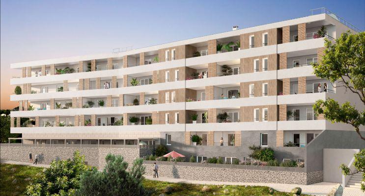 Résidence « Perspective(S) » programme immobilier neuf en Loi Pinel à Marseille n°2