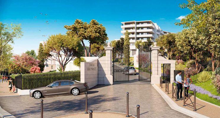 Photo n°1 du Résidence « Respir' » programme immobilier neuf en Loi Pinel à Marseille