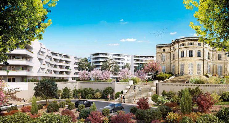 Photo n°2 du Résidence « Respir' » programme immobilier neuf en Loi Pinel à Marseille