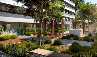Photo du Résidence « Roof Garden » programme immobilier neuf à Marseille