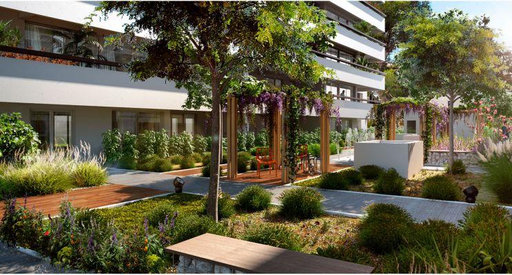 Photo du Résidence « Roof Garden » programme immobilier neuf en Loi Pinel à Marseille