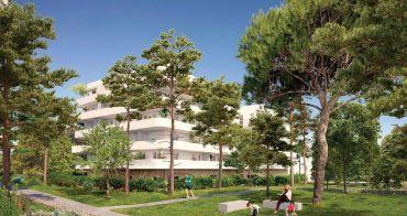 Marseille programme immobilier neuf « Seconde Nature » en Loi Pinel