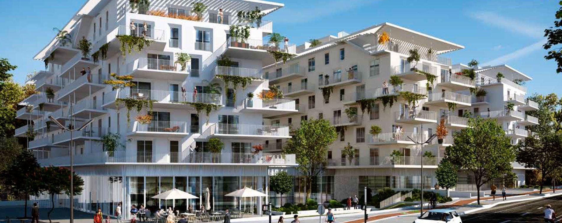 Résidence Signature - 9ème arrondissement à Marseille