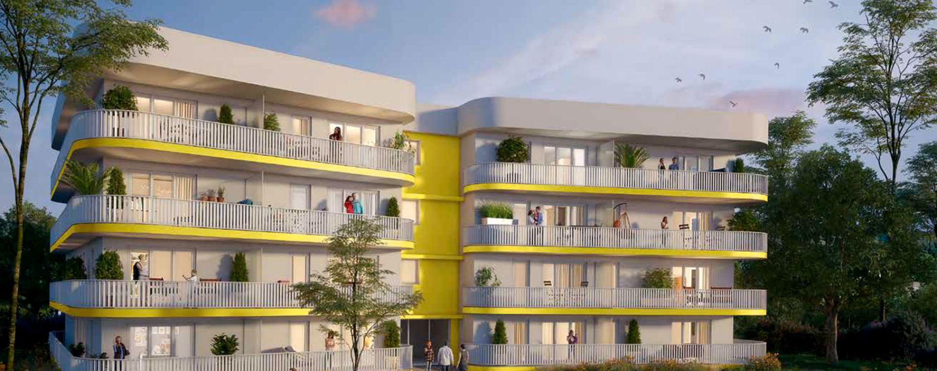 Marseille : programme immobilier neuve « So Saint Mitre 2 » (2)