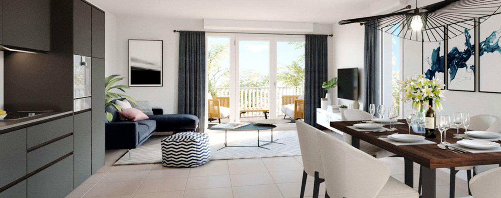 Marseille : programme immobilier neuve « So Saint Mitre 2 » (3)