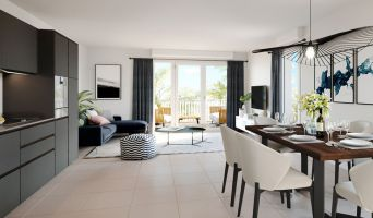 Résidence « So Saint-Mitre » programme immobilier neuf en Loi Pinel à Marseille n°3
