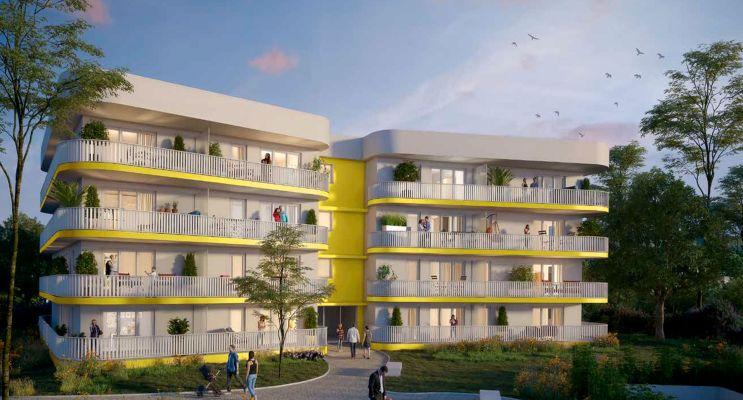 Photo n°1 du Résidence « So Saint-Mitre » programme immobilier neuf en Loi Pinel à Marseille