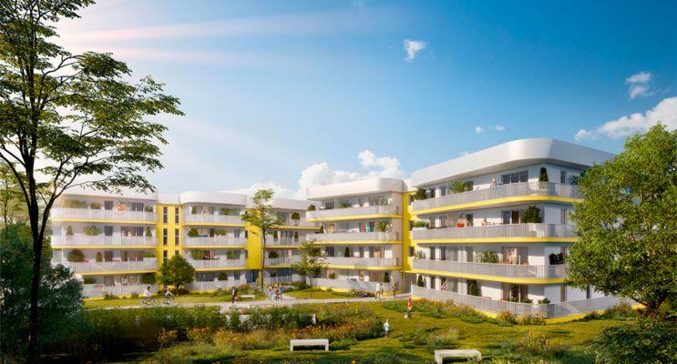 Photo n°2 du Résidence « So Saint-Mitre » programme immobilier neuf en Loi Pinel à Marseille