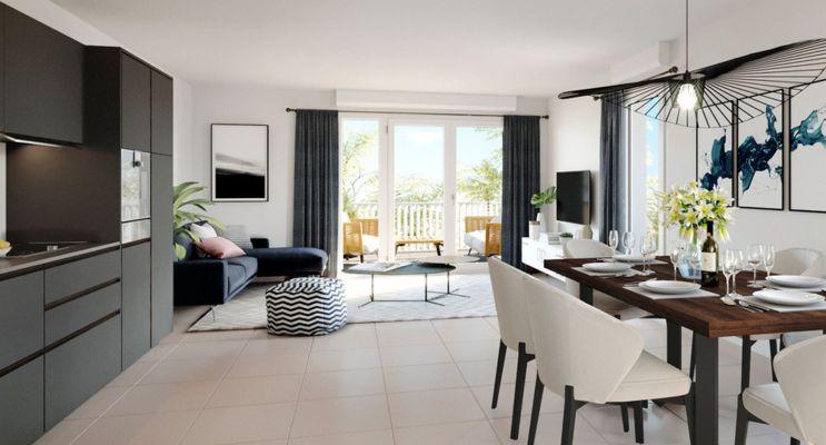 Photo n°3 du Résidence « So Saint-Mitre » programme immobilier neuf en Loi Pinel à Marseille