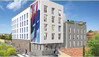 Photo du Résidence « Stud Timone » programme immobilier neuf à Marseille