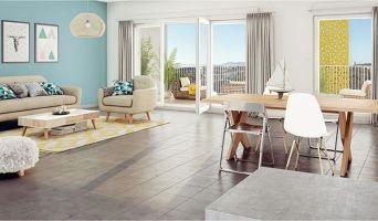 Résidence « Via Natura » programme immobilier neuf en Loi Pinel à Marseille n°2