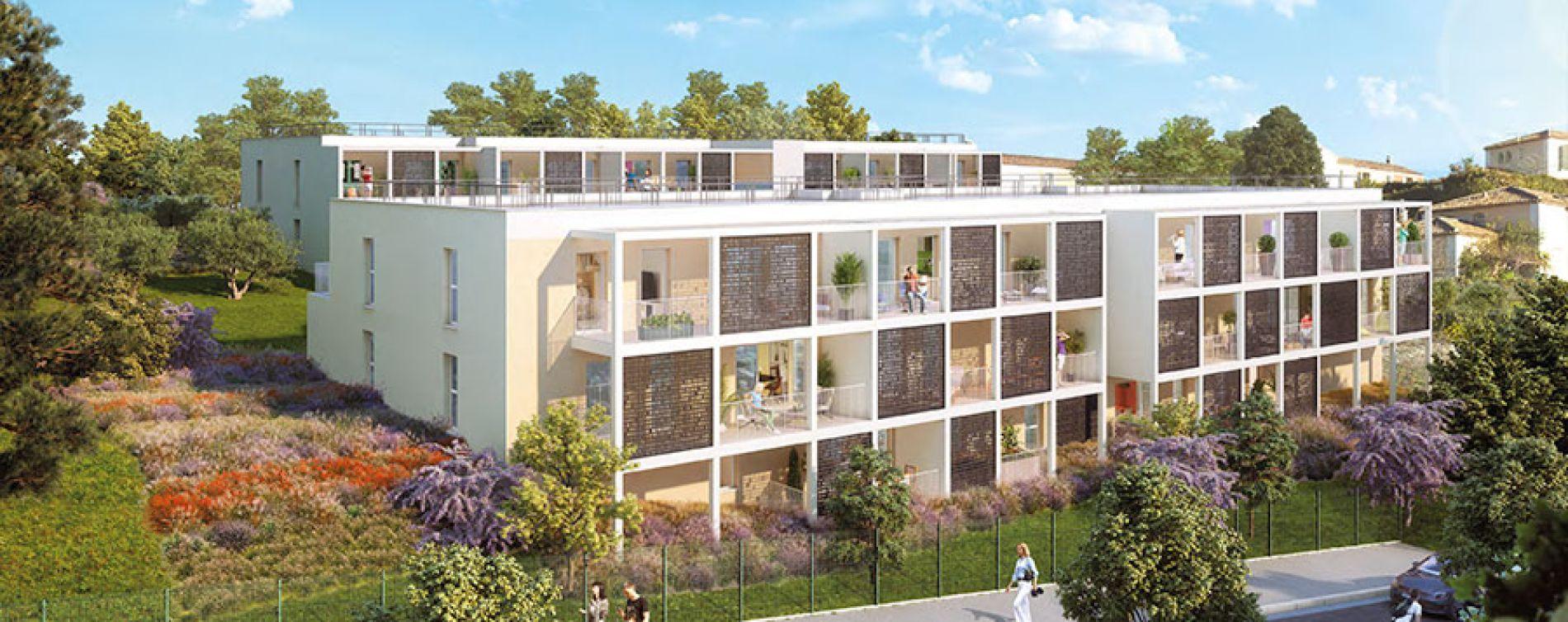 Résidence Via Verde à Marseille