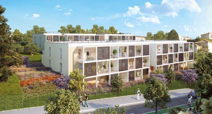Résidence « Via Verde » programme immobilier neuf en Loi Pinel à Marseille n°1
