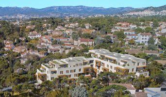 Photo n°2 du Résidence « Villa Bianca » programme immobilier neuf en Loi Pinel à Marseille