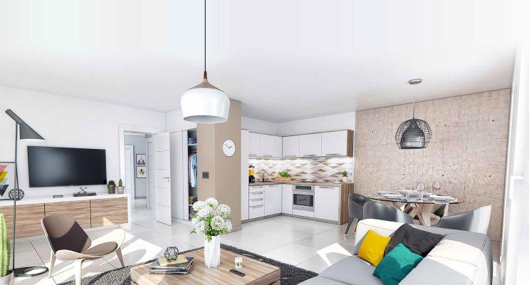 Photo n°3 du Résidence « Villa Bianca » programme immobilier neuf en Loi Pinel à Marseille