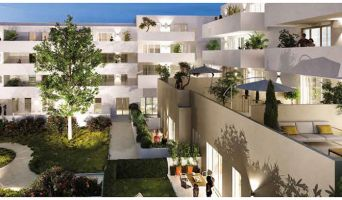 Photo n°1 du Résidence « Villa Rolland » programme immobilier neuf en Loi Pinel à Marseille