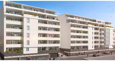 Marseille programme immobilier neuf « Village Méditerranée » en Loi Pinel