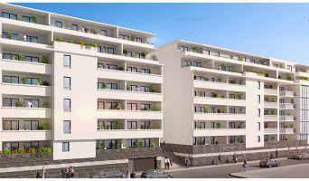 Marseille : programme immobilier neuf « Village Méditerranée » en Loi Pinel