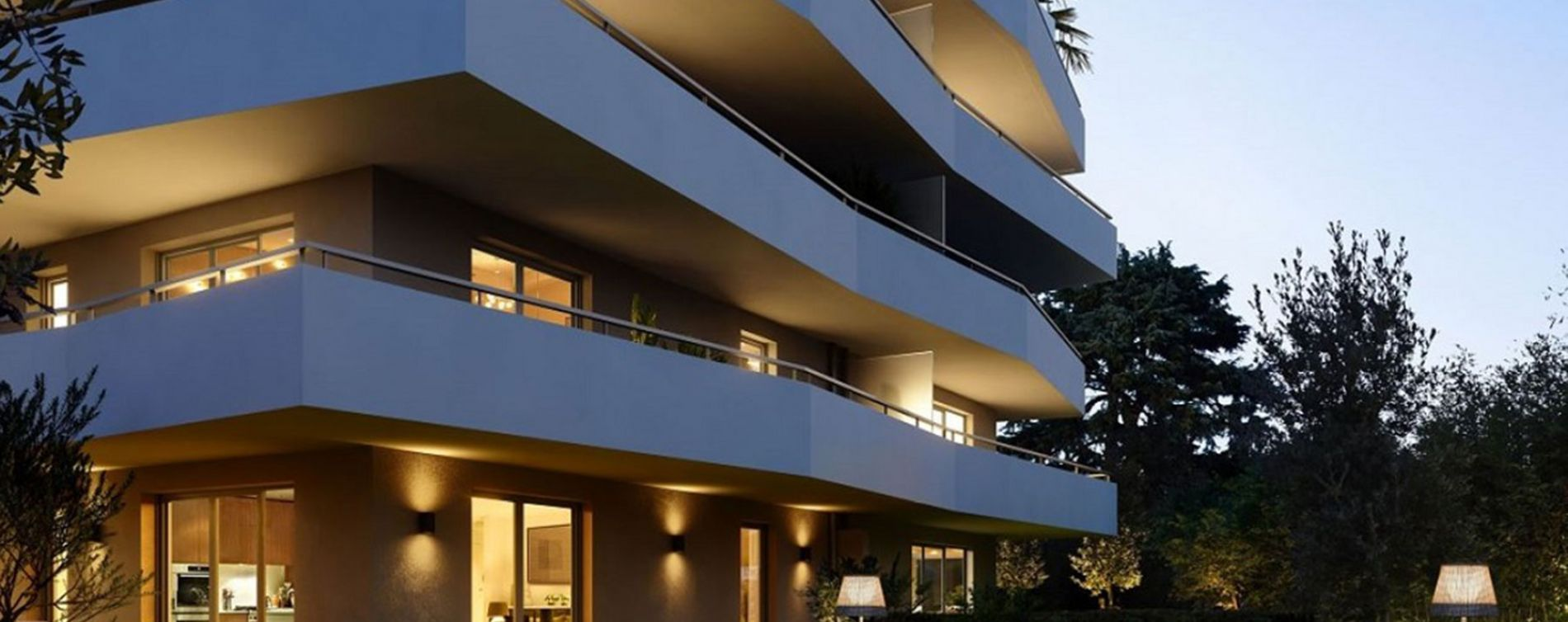 Marseille : programme immobilier neuve « Vogue 8ème » en Loi Pinel